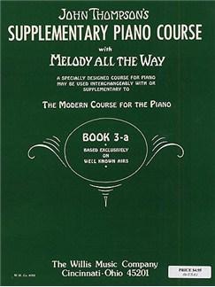 Melody All The Way Grade 3A Books | Piano