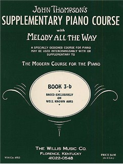 Melody All The Way Grade 3B Books | Piano