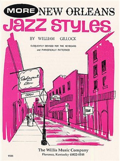 More New Orleans Jazz Styles Books | Piano