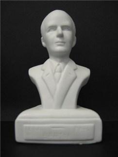 Composer Bust: Bartok (Porcelain)  |