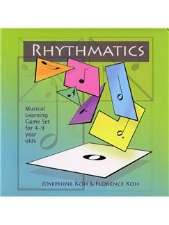 Josephine And Florence Koh: Rhythmatics  |