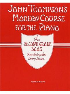 John Thompson's Modern Course For Piano: The Second Grade Book Books   Piano