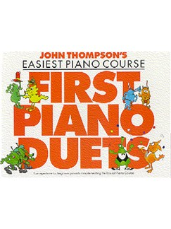 John Thompson's Easiest Piano Course: First Piano Duets Books | Piano Duet