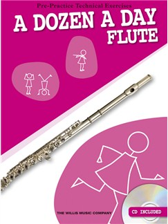 A Dozen A Day - Flute Books and CDs | Flute