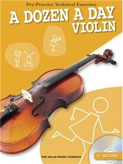 A Dozen A Day - Violin Books and CDs | Violin