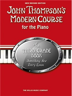 John Thompson's Modern Course Third Grade - Book Only (2012 Edition) Books | Piano