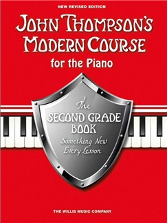 John Thompson's Modern Piano Course: Second Grade Revised Edition (Book Only) Books | Piano
