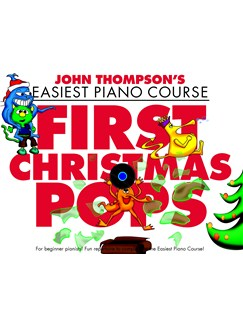 John Thompson: First Christmas Pops Books | Piano