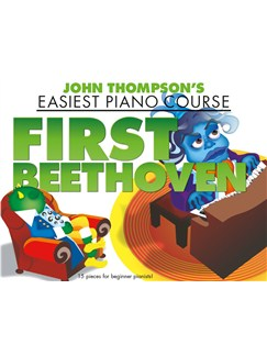 John Thompson's Easiest Piano Course: First Beethoven Books | Piano