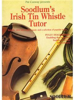 Soodlum's Irish Tin Whistle Tutor Books | Pennywhistle