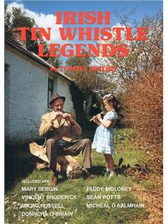 Irish Tin Whistle Legends Books | Pennywhistle