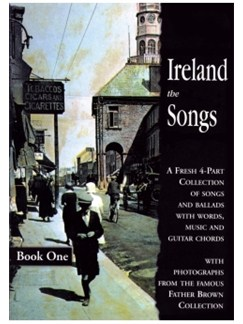 Ireland: The Songs Book One Books | Melody line & lyrics, with chord symbols