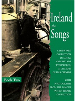 Ireland - The Songs, Book Two Books | Melody line & lyrics, with chord symbols