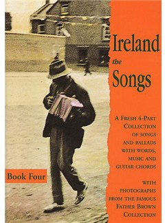 Ireland: The Songs - Book Four Books | Melody line & lyrics, with chord symbols