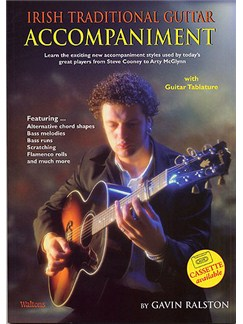 Gavin Ralston: Irish Traditional Guitar Accompaniment Books | Guitar