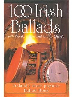 100 Irish Ballads Volume 1 Books | Melody line & lyrics, with chord symbols