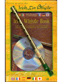 Learn To Play The Irish Tin Whistle Books, CDs and Instruments | Pennywhistle