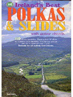 Ireland's Best Polkas And Slides Books | Pennywhistle, Flute, Piccolo, Violin