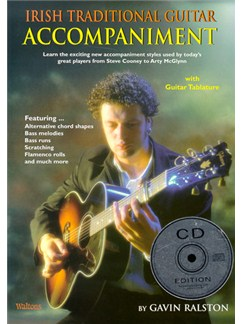 Irish Traditional Guitar Accompaniment Books and CDs | Guitar, Guitar Tab, with guitar chord boxes