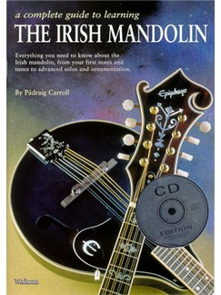 A Complete Guide To Learning The Irish Mandolin (CD Edition) Books and CDs | Mandolin