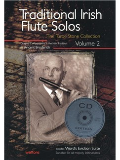 Traditional Irish Flute Solos - Volume 2 Books and CDs | Flute, Pennywhistle