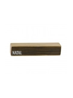 Natal: Oblong Wood Shaker - Extra Large (Mahogany) Instruments | Percussion