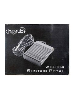 Cherub: Switchable Sustain Pedal  | Keyboard