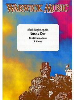 Mark Nightingale: Lucky Dip (Tenor Saxophone/Piano) Books | Tenor Saxophone, Piano Accompaniment
