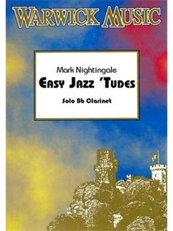 Mark Nightingale: Easy Jazzy Tudes (Clarinet) Books | Clarinet