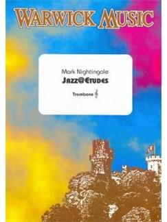 Mark Nightingale: Jazz@Etudes - Trombone Treble Clef Books | Trombone