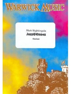 Mark Nightingale: Jazz@Etudes - Clarinet Books | Clarinet