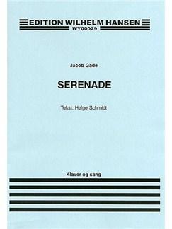 Jacob Gade: Serenade Books | Voice, Piano Accompaniment