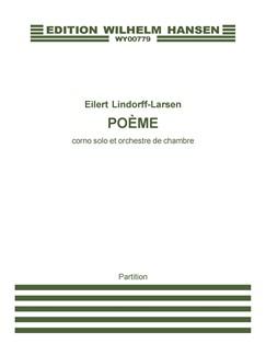 Eilert Lindorff-Larsen Poéme (Score) Books | Chamber Group