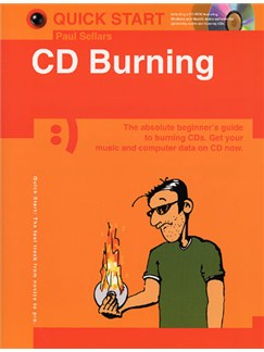 Quick Start: CD Burning Books and CD-Roms / DVD-Roms |