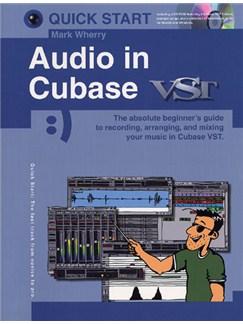 Quick Start: Audio In Cubase VST Books and CD-Roms / DVD-Roms |
