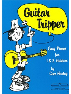 Cees Hartog: Guitar Tripper Books | Guitar