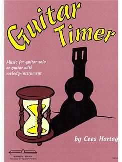 Cees Hartog: Guitar Timer Books | Guitar
