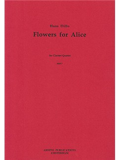 Flowers for Alice Books | Clarinet