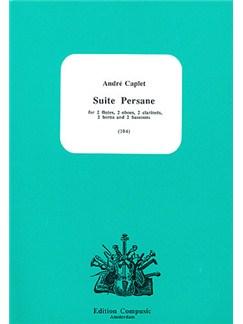 Andre Caplet: Suite Persane Books | Wind Ensemble
