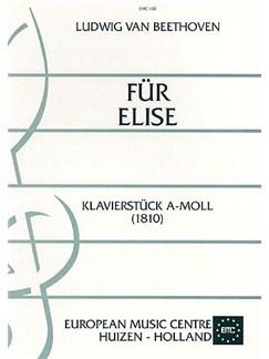 Ludwig van Beethoven: Fur Elise Books | Piano