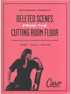 Caro Emerald: Deleted Scenes From The Cutting Room Floor Books | Piano, Vocal & Guitar