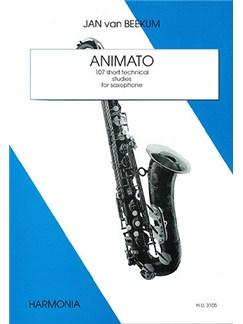 Animato Books | Saxophone