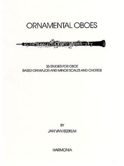 Jan Van Beekum: Ornamental Oboes Books | Oboe