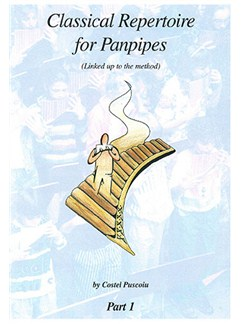 Classical Repertoire For Panpipes - Part One Books | Panpipes