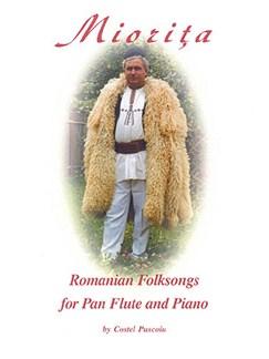 Costel Puscoiu: Miorita Books | Pipes, Piano Accompaniment