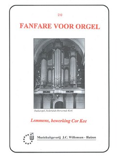 Fanfare Books | Organ