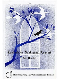 George Frideric Handel: Cuckoo And Nightingale Concert Books | Organ