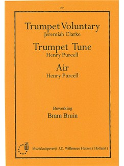 Trumpet Tune and Air & Trumpet Voluntary Books | Organ