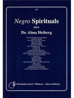 Negro Spirituals Books | Organ