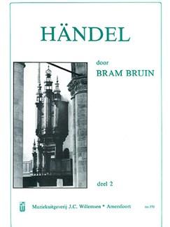 Handel Volume 2 Books | Organ